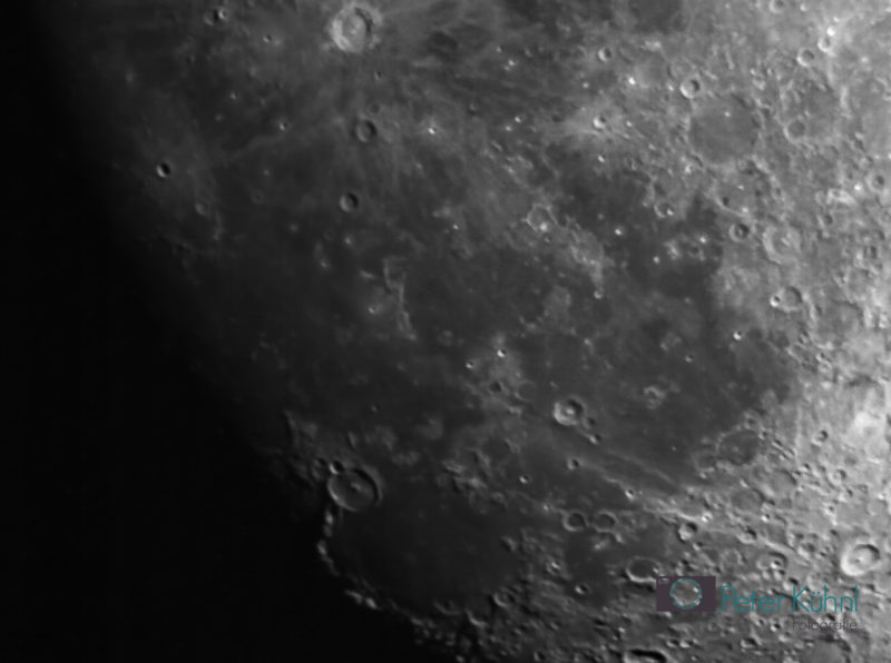 Skywatcher Netwon 200/1000 PDS mit ZWO ASi 120